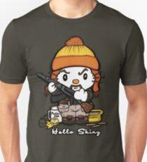 Hi Shiny Unisex T-Shirt