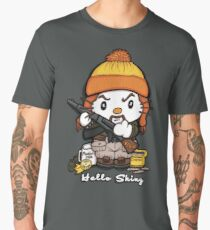 Hi Shiny Men's Premium T-Shirt