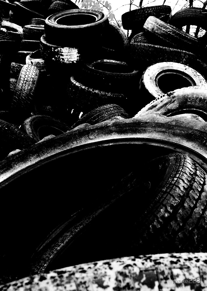 Tires 1 by marie223