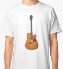 MattR's Acoustic Guitar (HDRI) Classic T-Shirt
