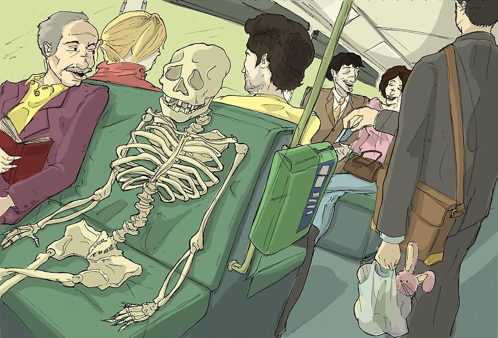 Tram-Nap by doyeah