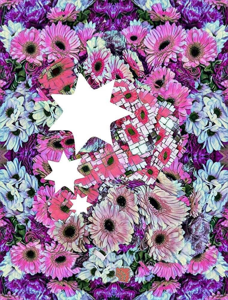 Chrysanthemum Stars by Linandara