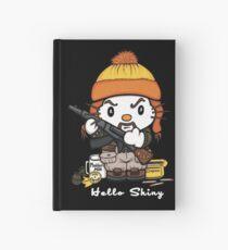 Hi Shiny Hardcover Journal