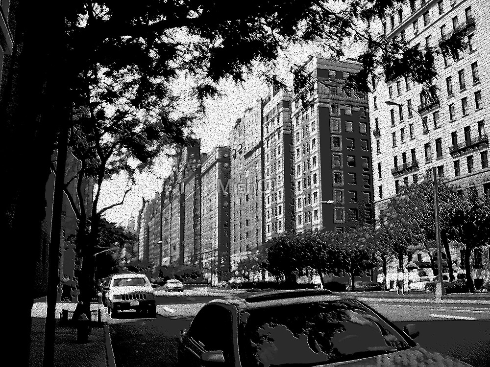 Park Ave- NYC by Mish01