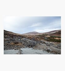 Irish Rocky Valley Photographic Print