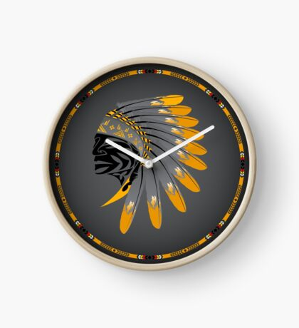 Honor and Strength Clock