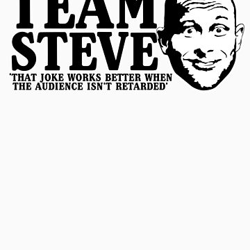 TEAM STEVE by DEWAR