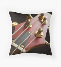 my g string Throw Pillow