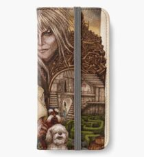 Labyrinth iPhone Wallet/Case/Skin