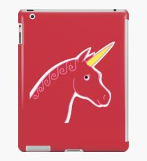 Head of a unicorn iPad Case/Skin