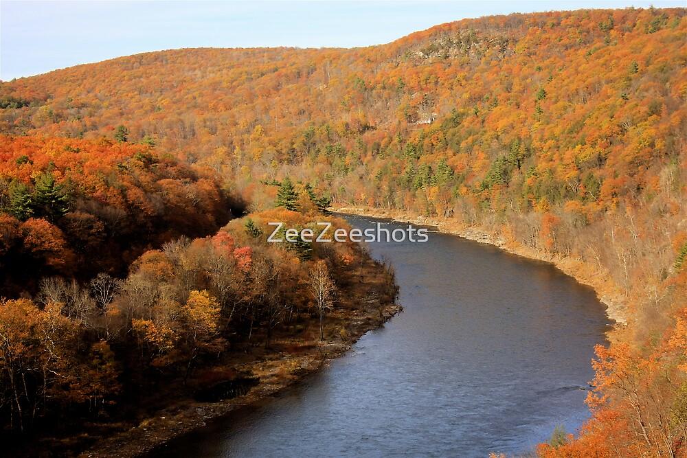 Delaware River by ZeeZeeshots