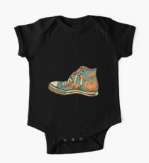 colored pattern gym shoes Kids Clothes