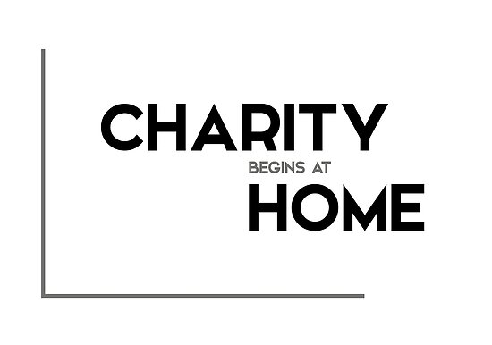 charity begans at home In this lesson, students will examine the difficulty, for the working poor, in making ends meet, and propose philanthropic solutions.