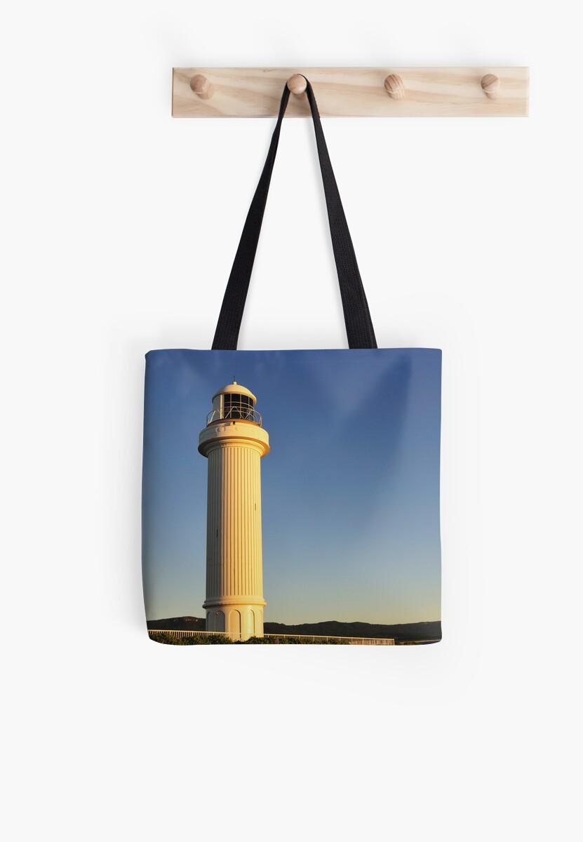 Wollongong Lighthouse Sunrise Light by Stephen Balson