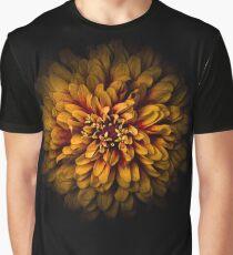 Backyard Flowers 68 Color Version Graphic T-Shirt
