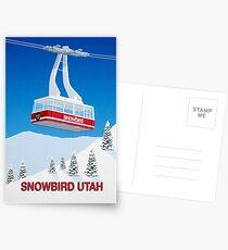 Snowbird Ski Resort Postcards