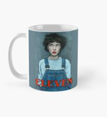 Eleven from Stranger Things Mug