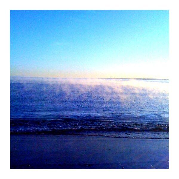 misty morning by AlliMiller75