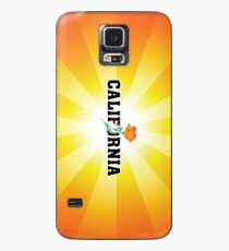 California the Golden State Case/Skin for Samsung Galaxy