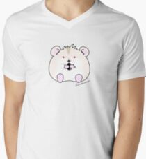 Sulphur The Hamster T-Shirts / Hoodies Men's V-Neck T-Shirt