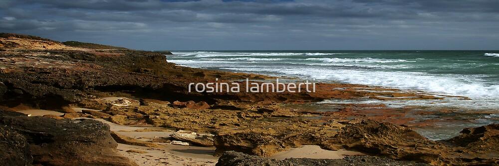 Pearse Beach by Rosina  Lamberti