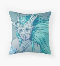 Winter Is Here Throw Pillow