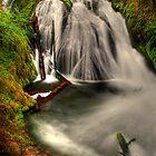 Little Zigzag Falls by Jonathan Cohen