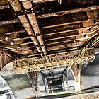 Under the Golden Bridge by Stwayne