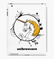 Not So Fantastic #1 - The Illusive Unibrowcorn iPad Case/Skin