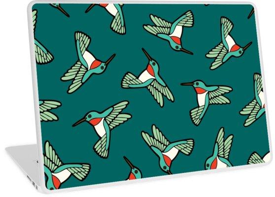 «Patrón de colibrí» de evannave