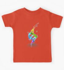 Mega evolution symbol - Charizard X Kids Clothes