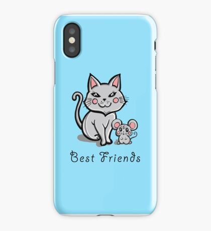 """Best Friends"" iPhone Case"