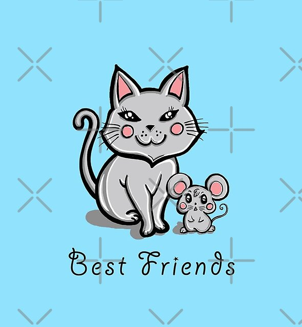 """Best Friends"" by Ameda"