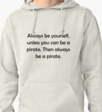 Pirates. Pullover Hoodie