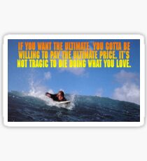 If you want the ultimate, you have to be willing to pay the ultimate price. Sticker