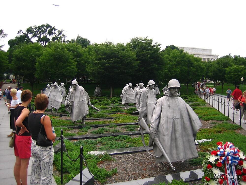 Korean Memorial  by Laura Puglia