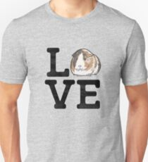 Love Guinea Pigs - Cute Guinea Pig Pet Lover Unisex T-Shirt