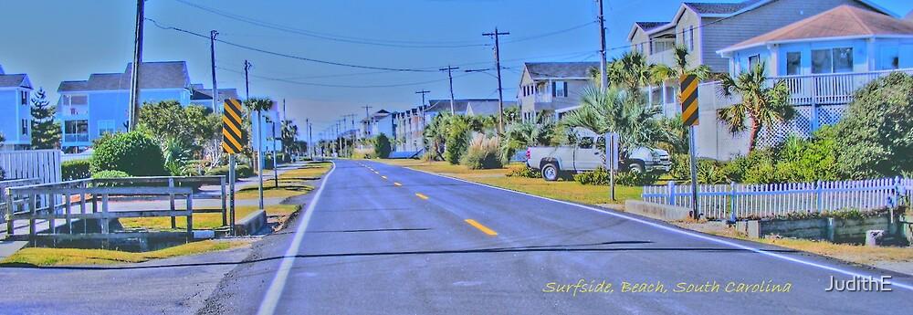 Surfside, SC by JudithE