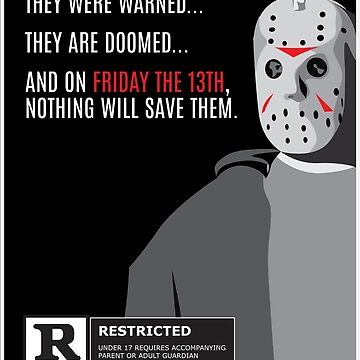 Jason Voorhees – Friday the 13th by HeavenofHorror