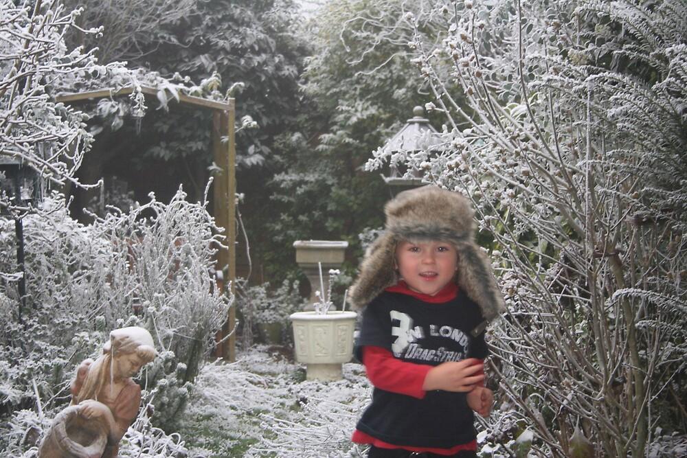 Winter Wonderland by nonameyetaglam