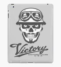 Victory Motorcycles iPad Case/Skin