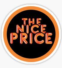 The Nice Price Sticker