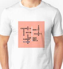 WJSN wordgame T-Shirt