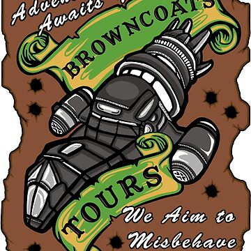 Browncoats Tours by Ameda