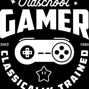 Oldschool Gamer - SNES by willijay