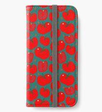 Tomato salad iPhone Wallet/Case/Skin