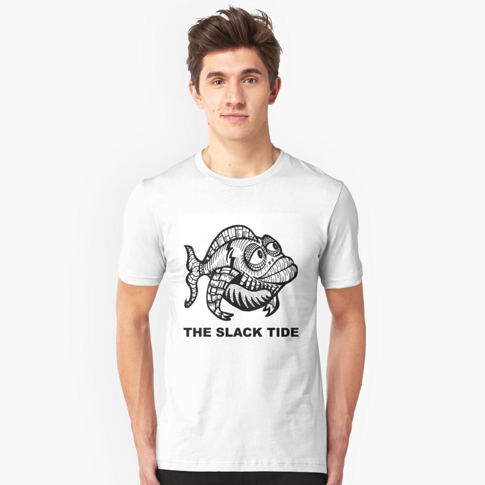 The Slack Tide Unisex T-Shirt Front