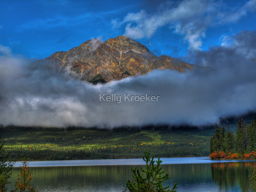 Rising Out of The Clouds by Kelly Kroeker