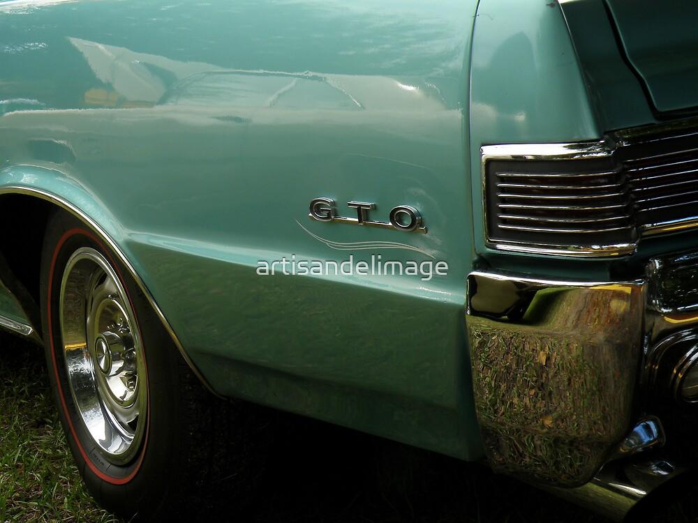 1965 Pontiac GTO - 1 by artisandelimage