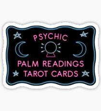 Pegatina Lecturas psíquicas